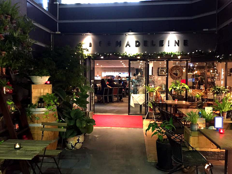 Cafe Madeleine3_副本