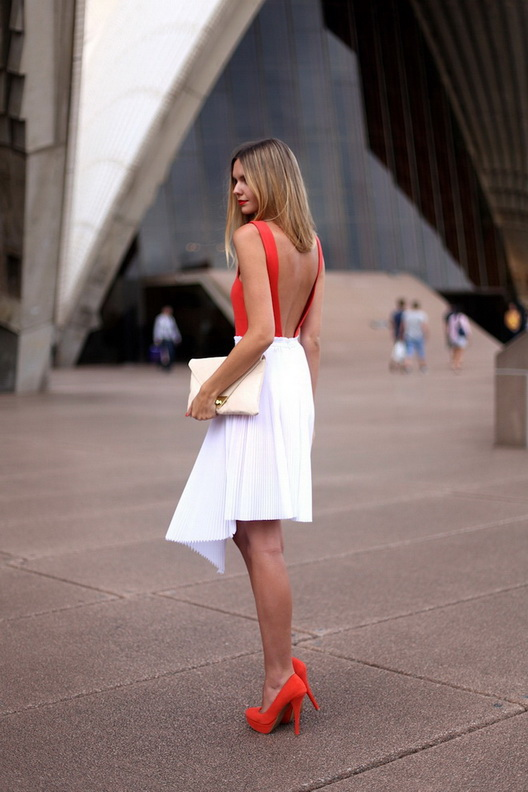 red high heels8