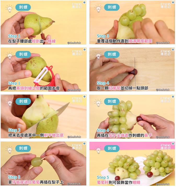 hedgehog grape