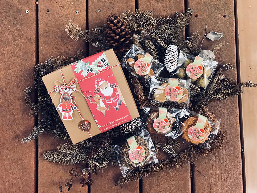 2017年聖誕節禮盒包裝