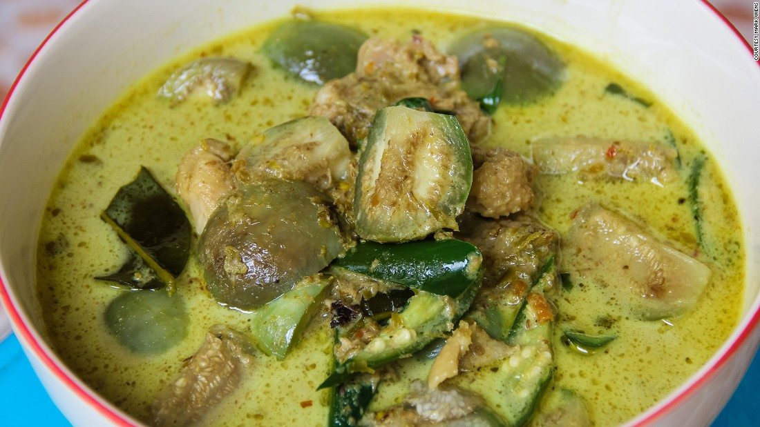 green curry super