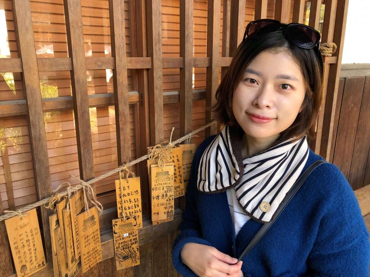 艾琳原本在科技業上班,派駐韓國後的生活影片意外引起共鳴