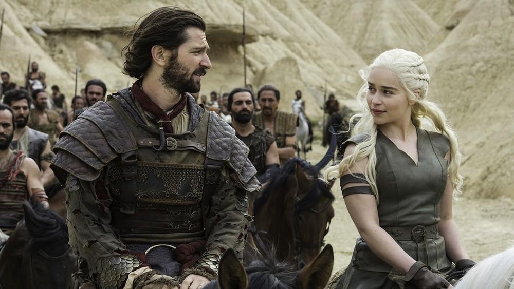 《冰與火之歌》系列影集也捧紅了當中飾演「龍女」的女主角Emilia Clarke (圖片來源:HBO)