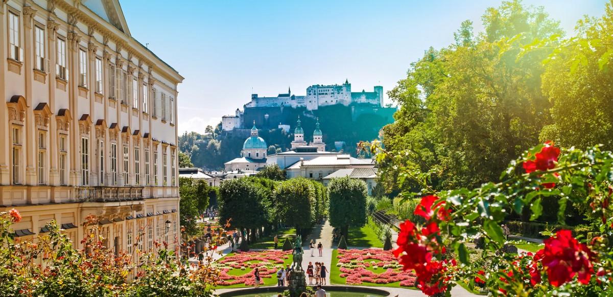 米拉貝爾宮殿花園是來到薩爾茲堡的必去景點(圖片來源:Trip Expert)