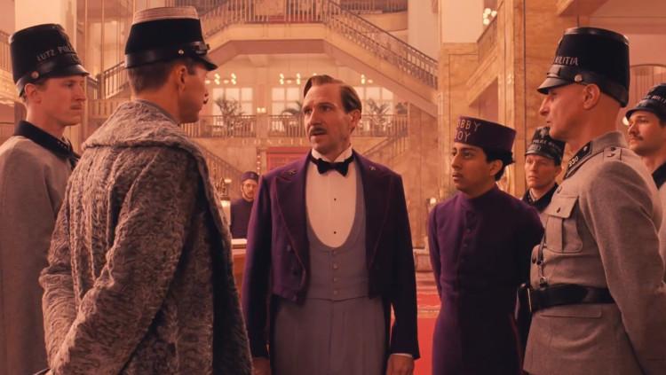 《歡迎來到布達佩斯大飯店》票房賣座,更被《時代雜誌》評為年度十大佳片第一名(圖片來源:GrantLand)