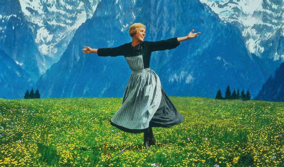 《真善美》是許多歌舞音樂劇迷心目中的經典(圖片來源:sound of music)