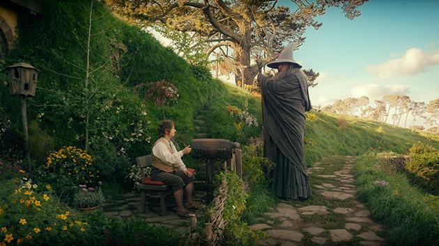紐西蘭壯麗的風景地貌,是魔戒系列的重要場景(圖片來源:creative cow.net)