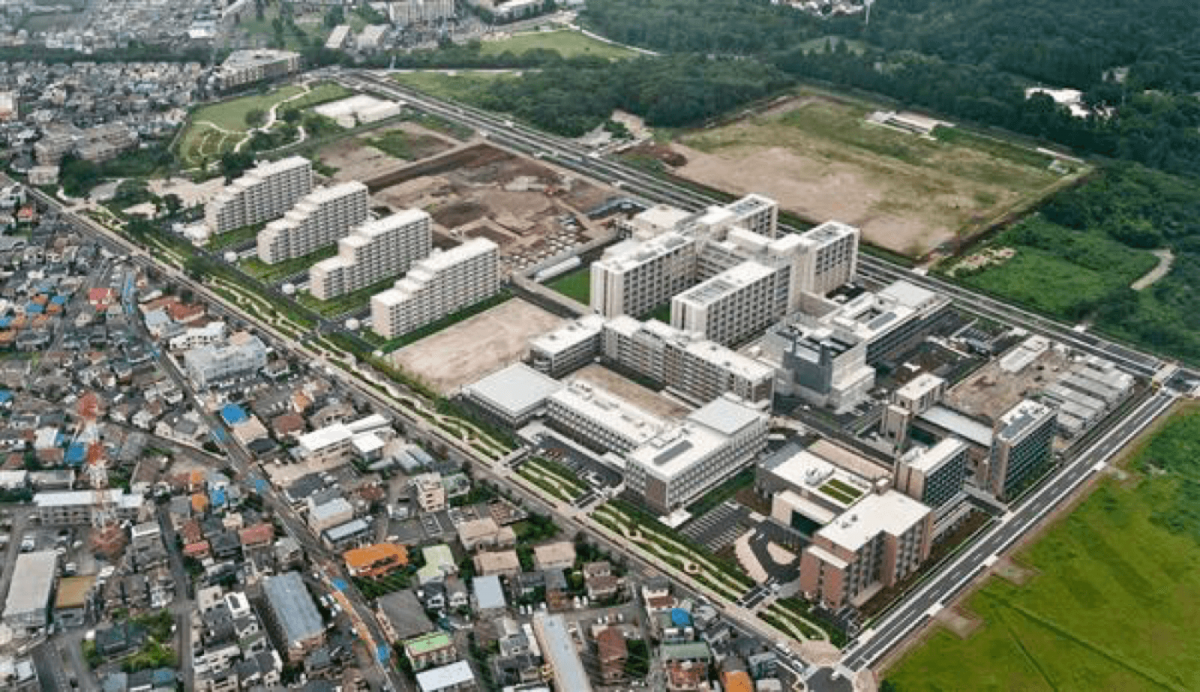 medical prison in Japan
