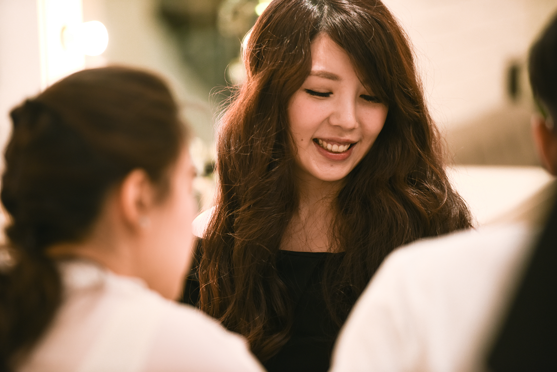 一路走來,有笑有淚有甜有苦,曾經對於台灣市場版圖感到焦慮,現在反而感謝這樣的狀況推著她往從沒想過的海外發展