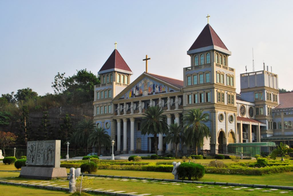 taiwan castle