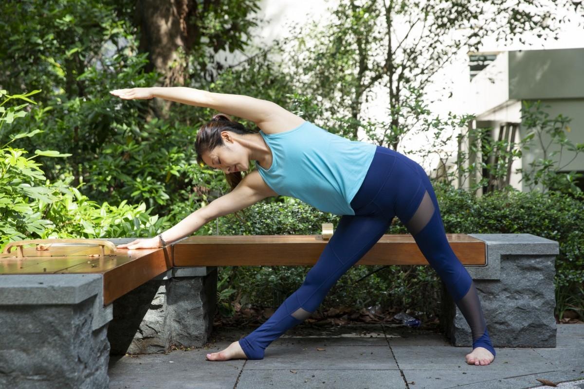 Maria:「做瑜伽老師,我就是我課堂的boss。」