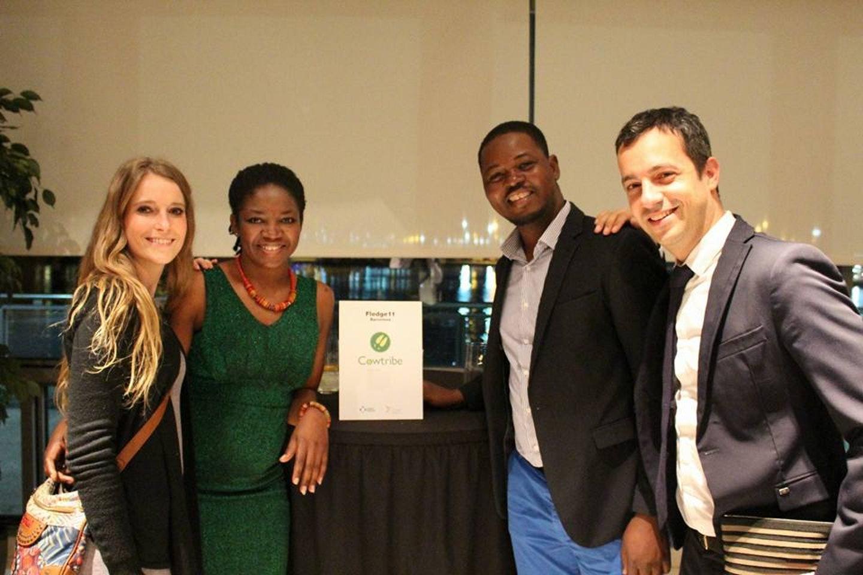 Cowtribe 是迦納近年成功的科技新創公司之一