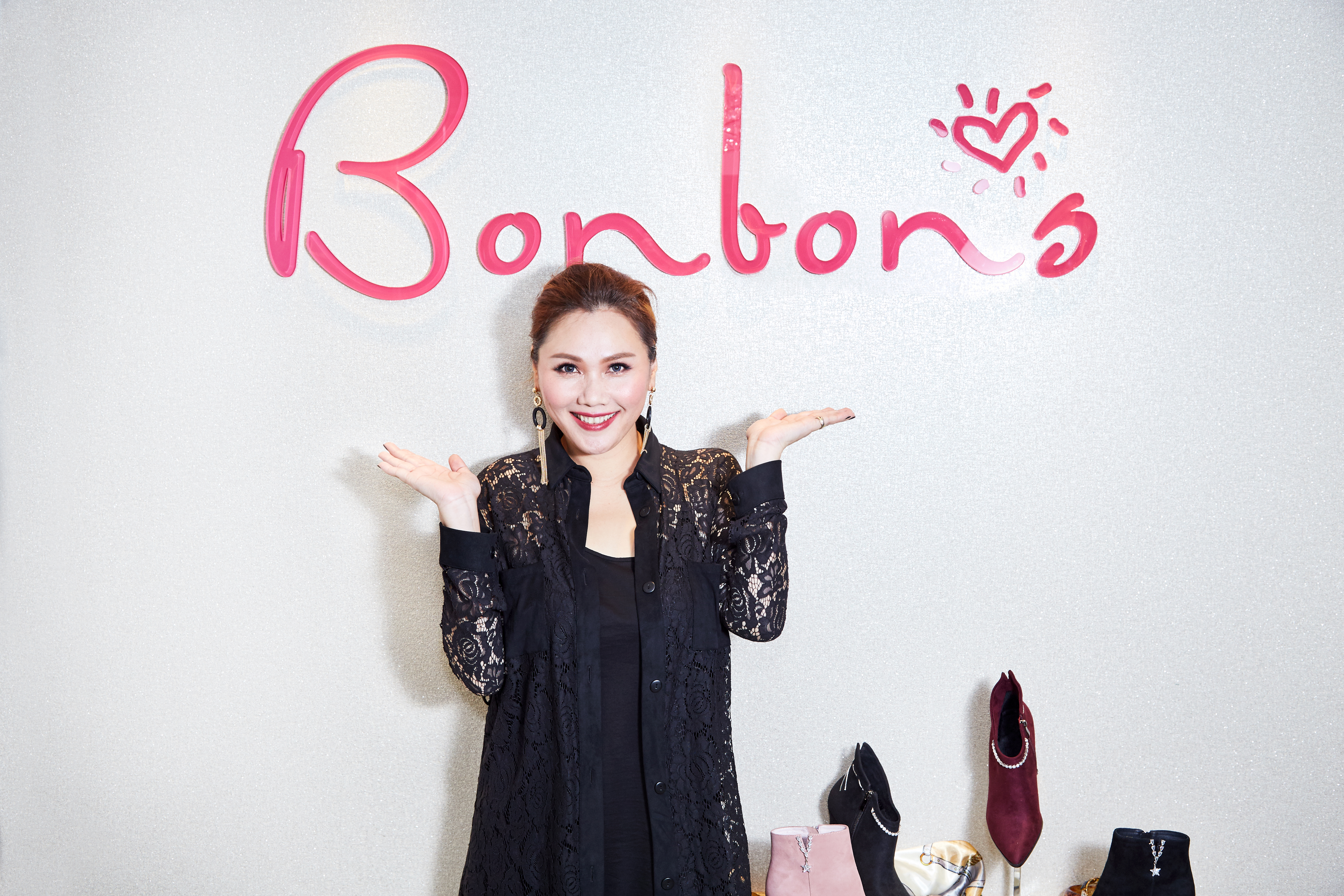 Bonbons 多元的品項,是 Lisa 心中重要的核心價值,不會因為潮流而捨棄任何一個系列。