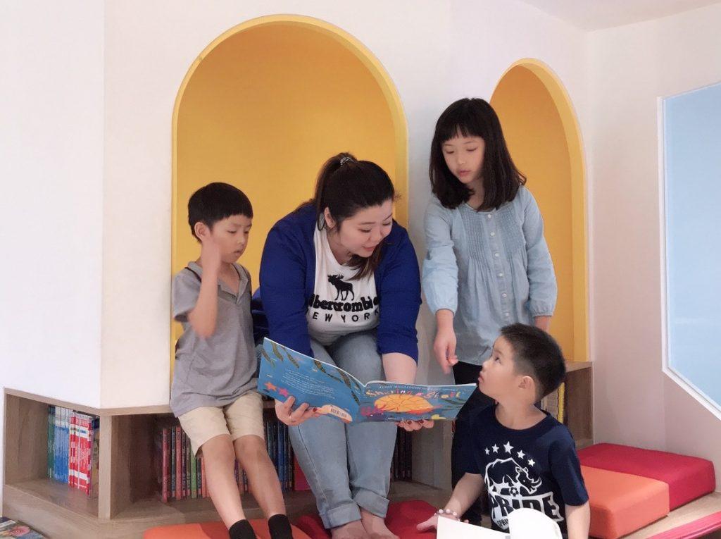 要讓孩子樂於學習新語言,引發好奇心與興趣非常重要