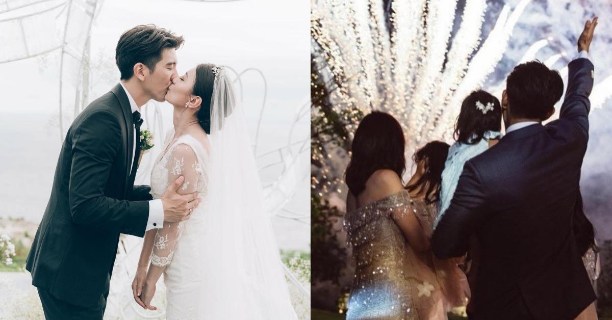 賈靜雯、修杰楷:「如果有一天我先走了,你一定要再找一個人來愛你。」