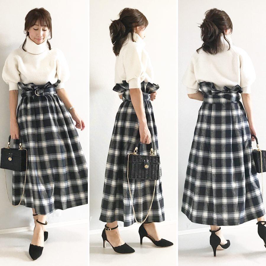 嬌小女生最顧忌的衣服便是長版和寬版