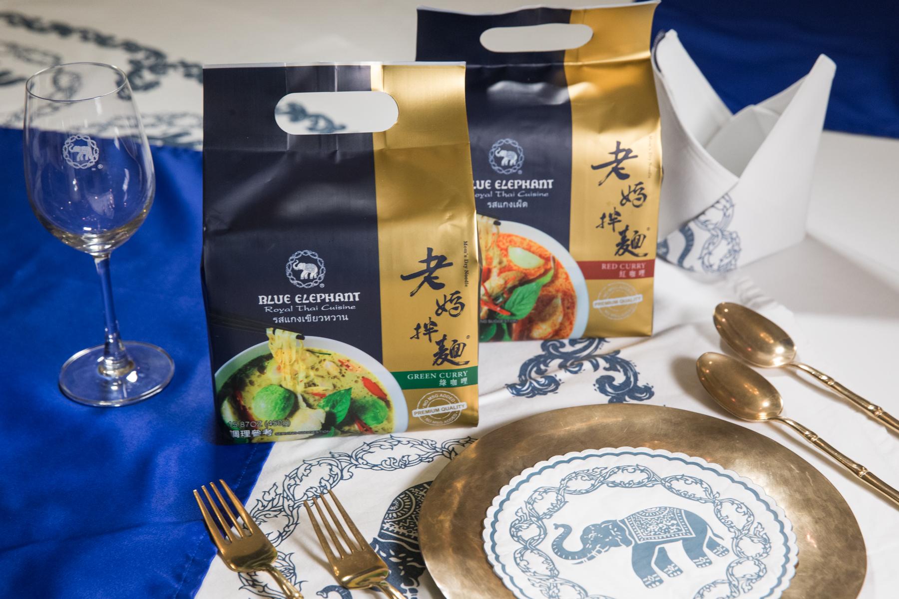 老媽拌麵首度跨界聯名 與米其林推薦餐廳藍象推出全新泰式口味.jpg