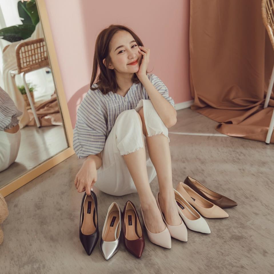 Ann'S 女鞋行銷總監 安珮綺
