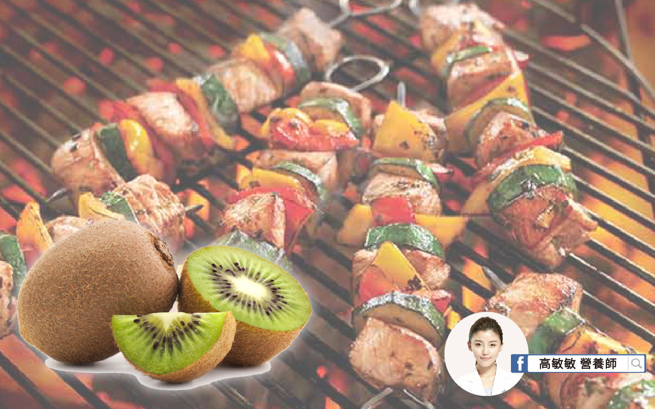 奇異果烤肉醬─適合搭配蔬菜或肉品