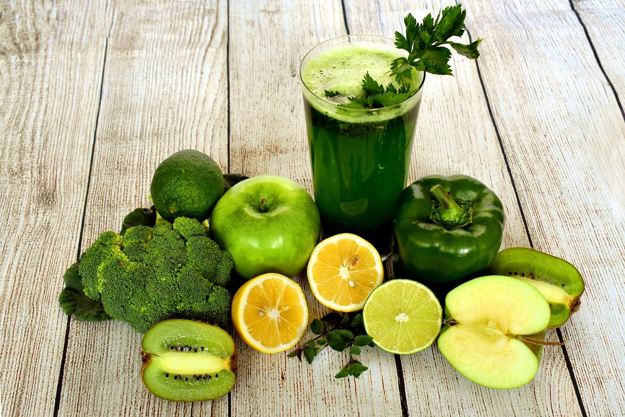 一杯滿足一日所需蔬果的 1/2。