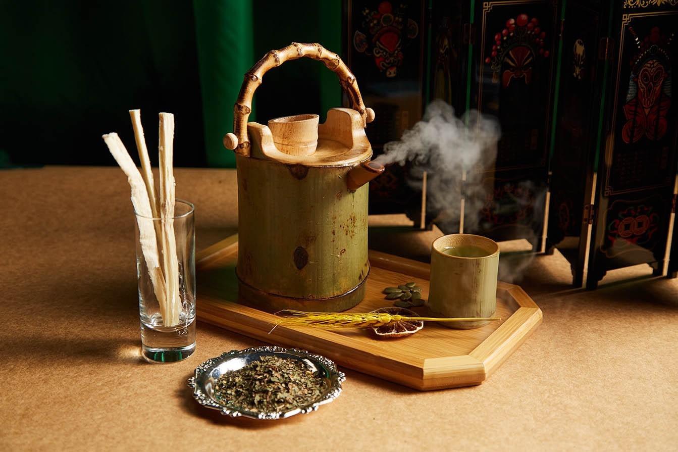 Tea Instead of Cocktail誠心誠意 以茶代酒,NT$380