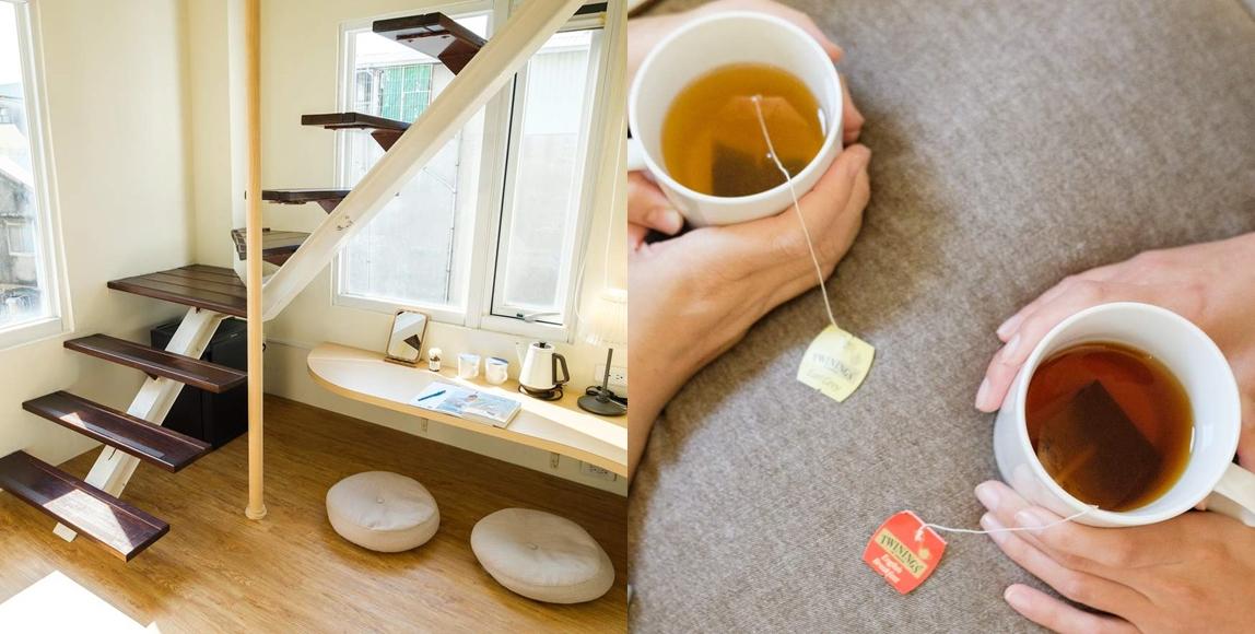 小小房間裡,不過份佈置卻精巧細膩,無論是獨樂樂或眾樂樂,小南天都想給妳最適切的空間。