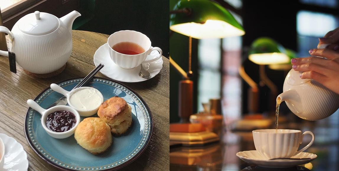 ASW 店內以茶類為主,在茶單上皆有註記產地等訊息,讓客人在品茶的同時也更了解大稻埕的茶文化