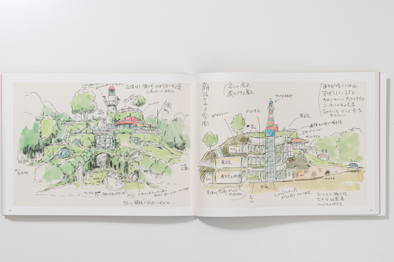 生活/比逛展覽更深度洞悉鉅作的紙上藝術巡禮!揭祕宮崎駿、奈良美智、塩田千春的創作世界